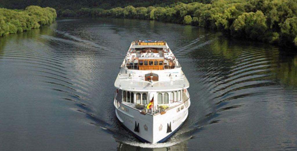 - Royal Crown European River cruise***** Europe