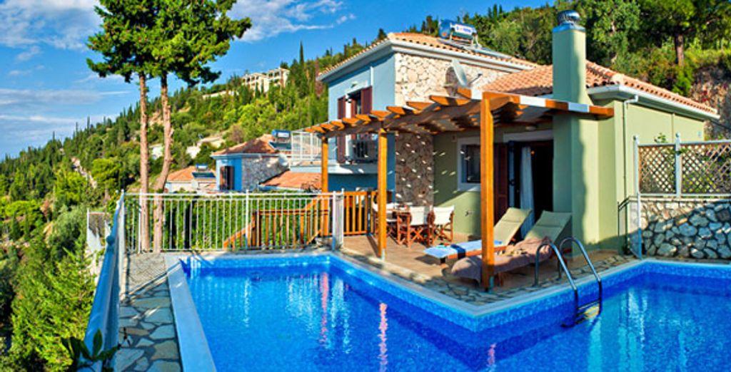 - Villas Erato & Galini - Agios Nikitas, Lefkada - Greece Lefkada