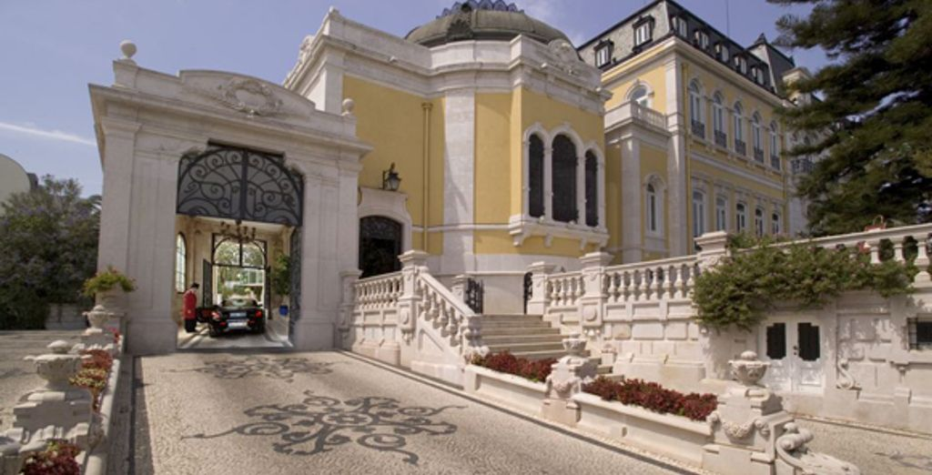 - Pestana Palace Hotel & National Monument***** - Lisbon - Portugal Lisbon