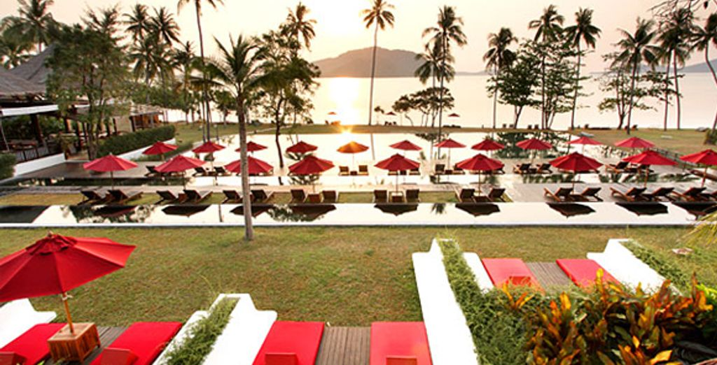 - The Vijitt Resort***** - Phuket - Thailand Phuket