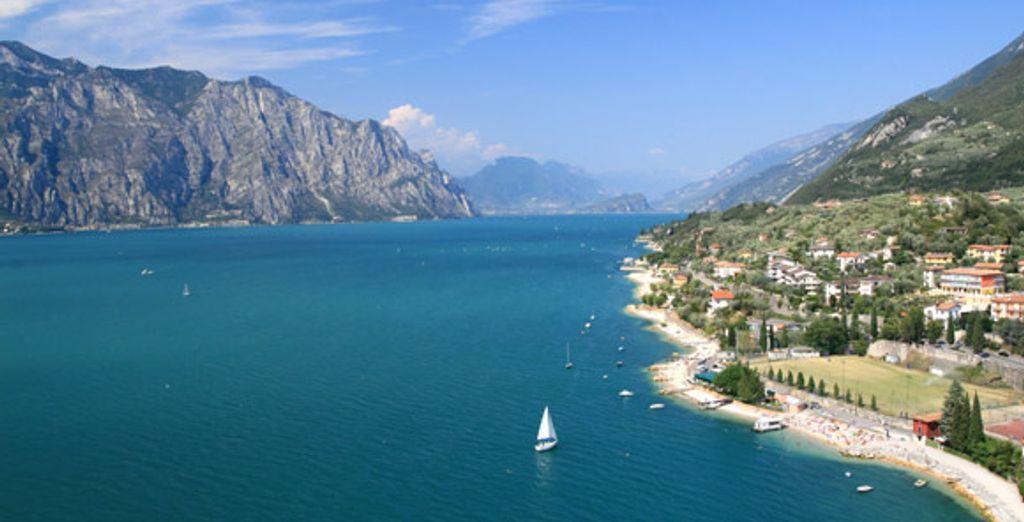 - Chalet Hotel Galeazzi****- Lake Garda - Italy Gardone Riviera
