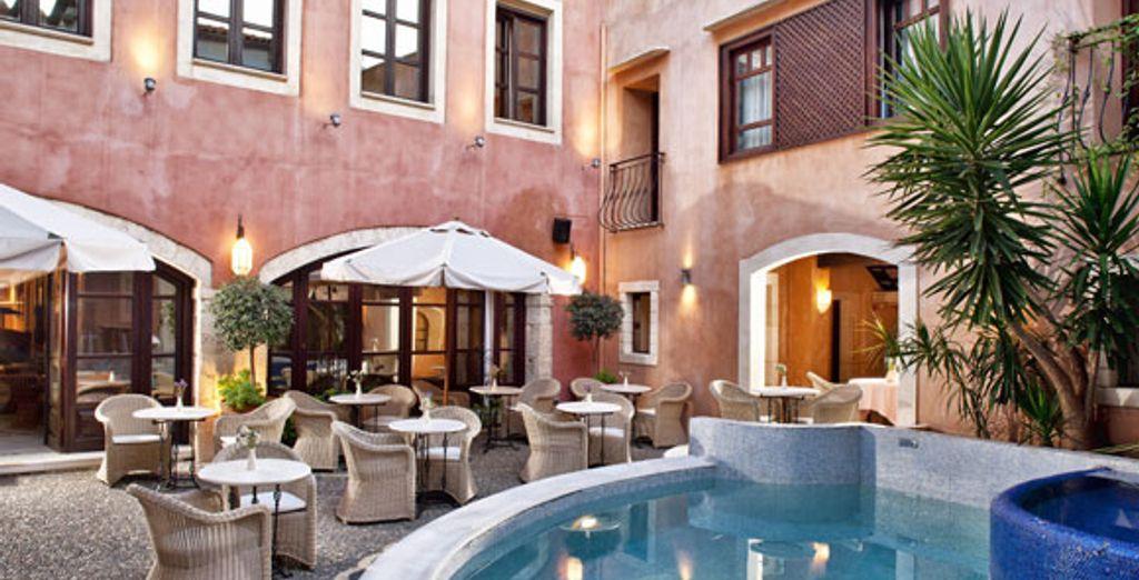 - Palazzo Rimondi**** - Crete - Greece Crete