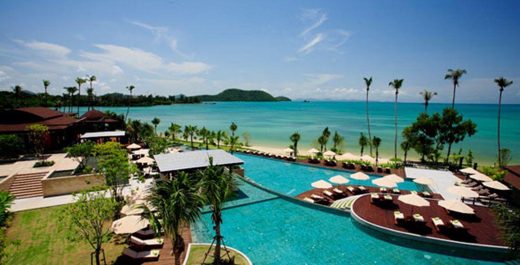 - Radisson Blu Plaza Resort Phuket***** - Phuket - Thailand Phuket