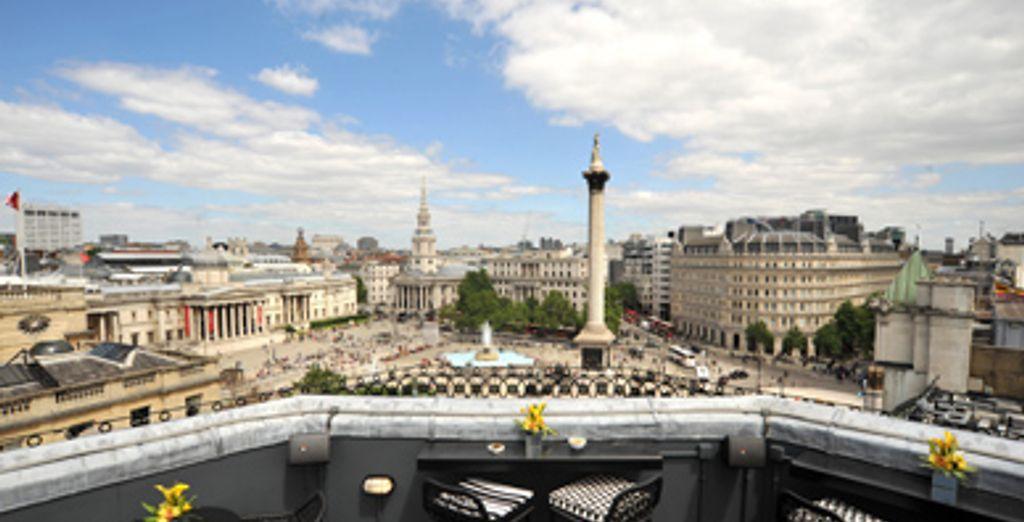 - The Trafalgar**** - London - England London