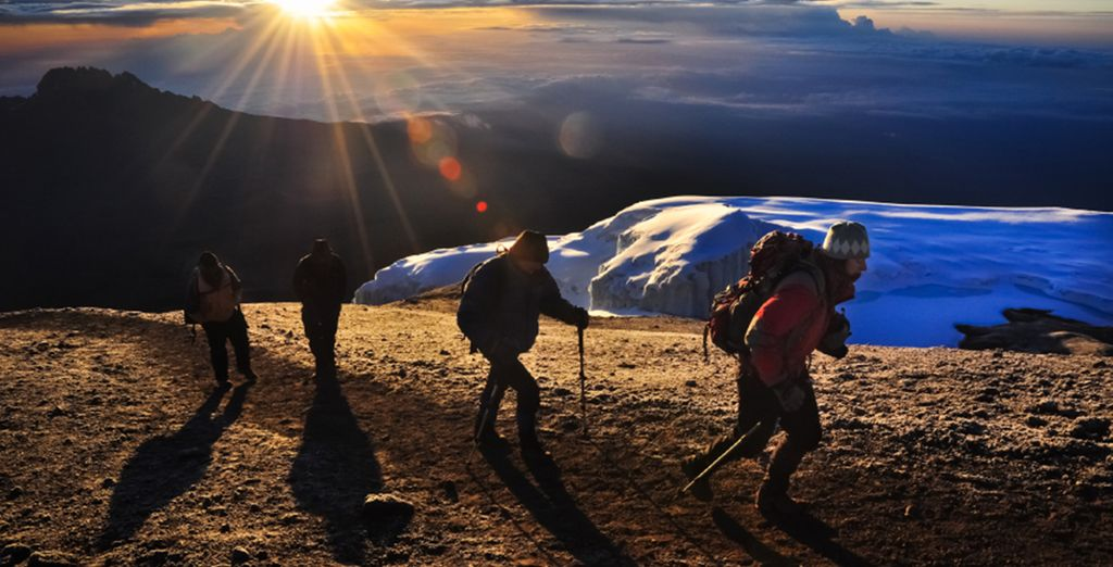 On this once in a lifetime experience - Kilimanjaro Climb and Beach Stay - Tanzania - Africa Various
