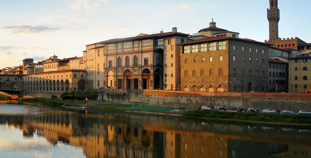 Visit beautiful Florence - Grand Hotel Adriatico**** - Florence - Italy Florence