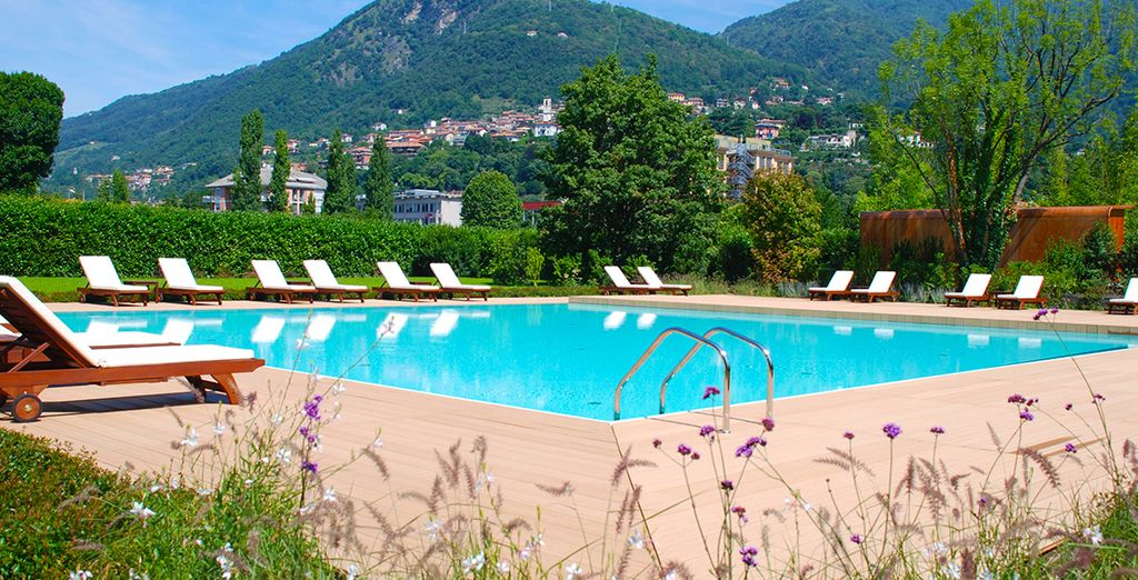 Magnificent views await - Grand Hotel di Como 4* Como