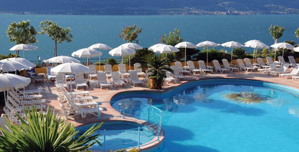 - Hotel San Pietro**** - Lake Garda - Italy Lake Garda