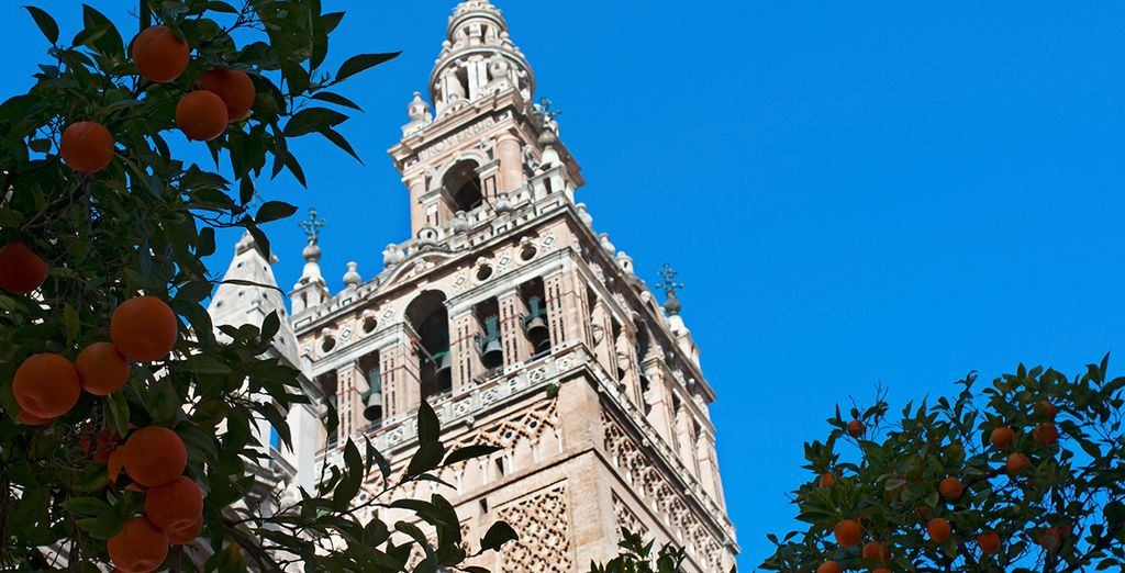 The Giralda Bell Tower