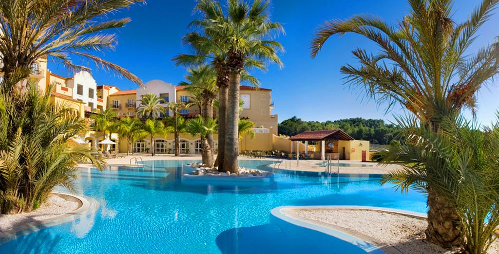 Sunshine on the Costa Blanca - Denia Marriott La Sella Golf Resort & Spa 5* Denia