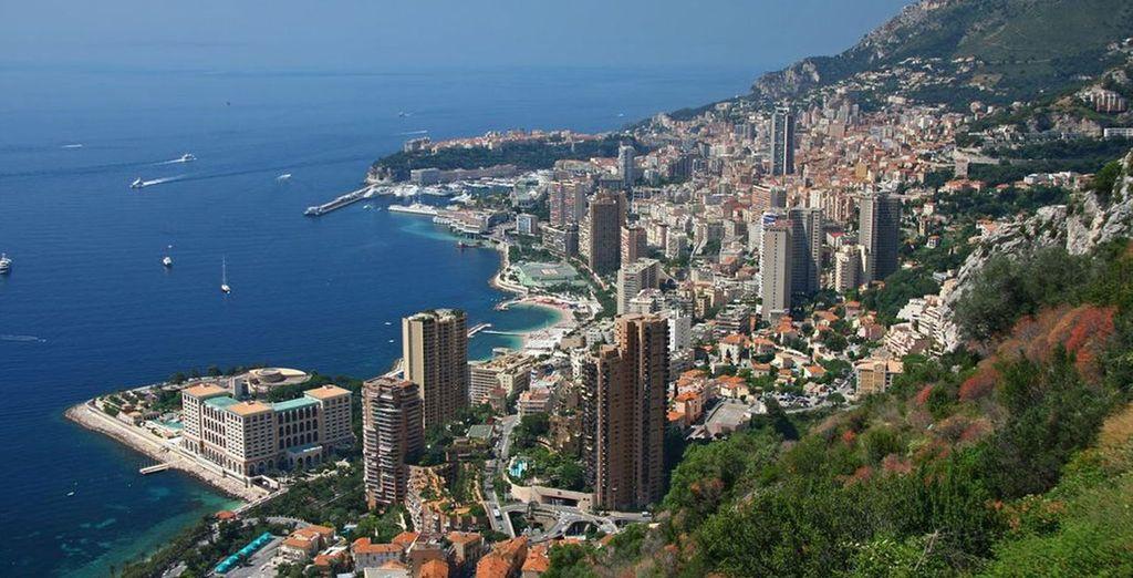 In mesmerising Monaco