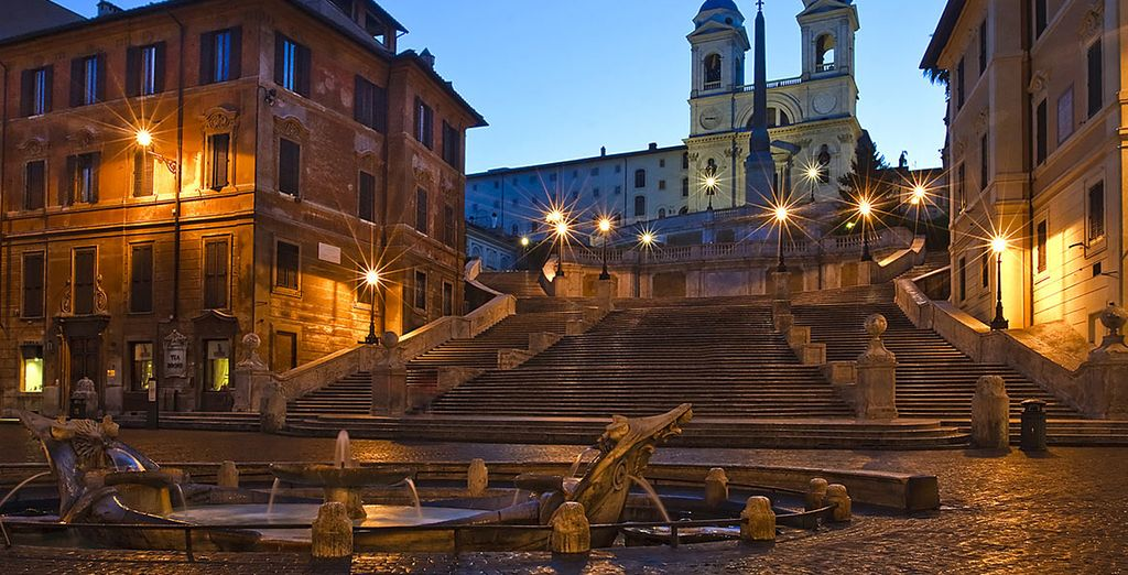 Last Minute Deals to Rome