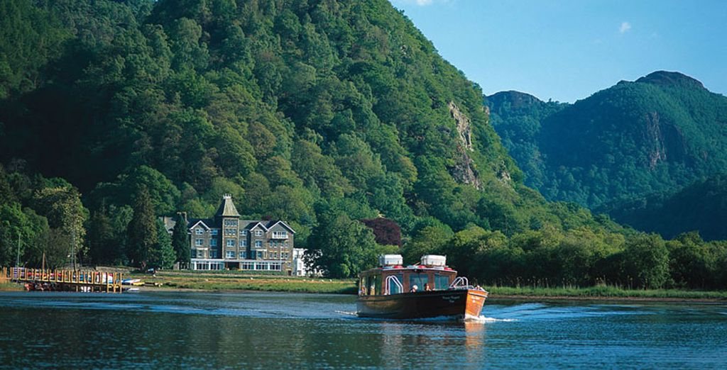 Escape to the stunning Lake District