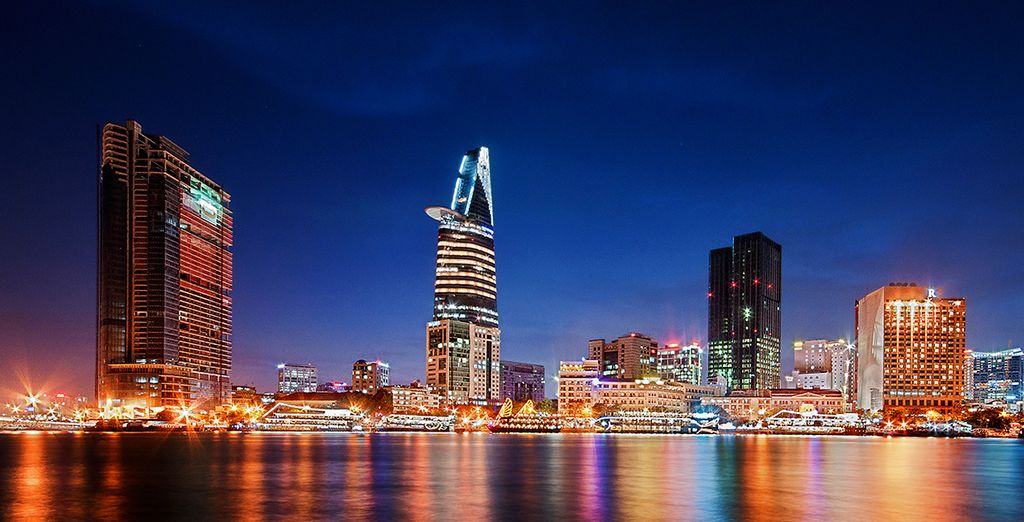 Start your adventure in the vibrant & energetic Ho Chi Minh City...