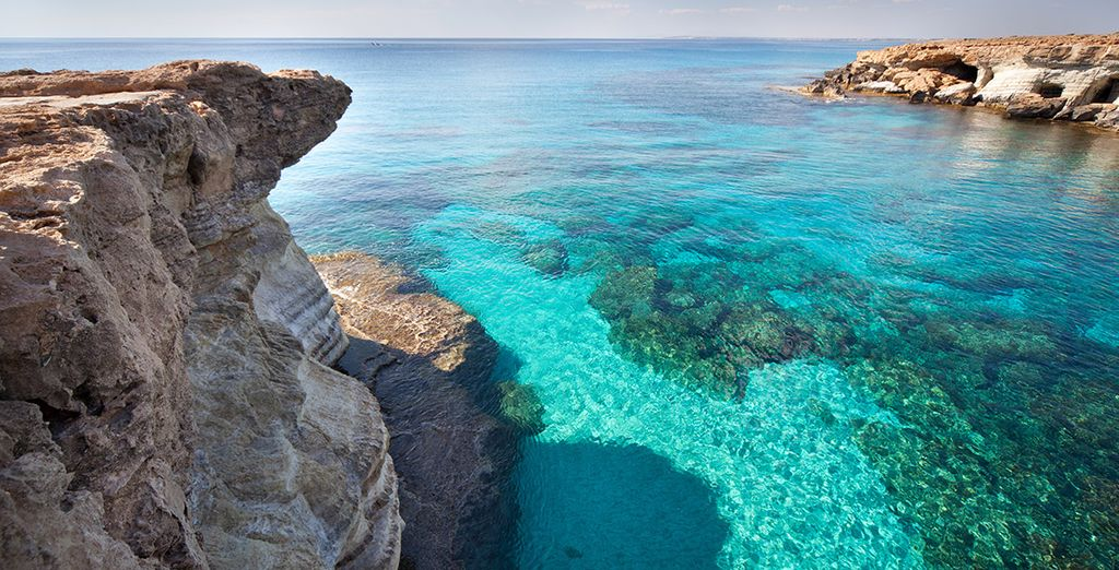 Explore the stunning coasts