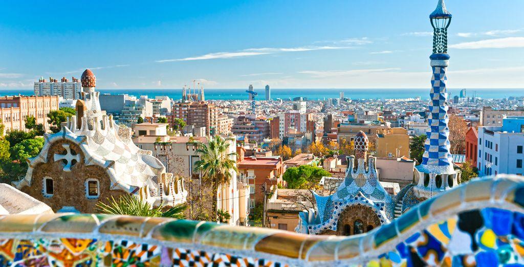 In cosmopolitan Barcelona