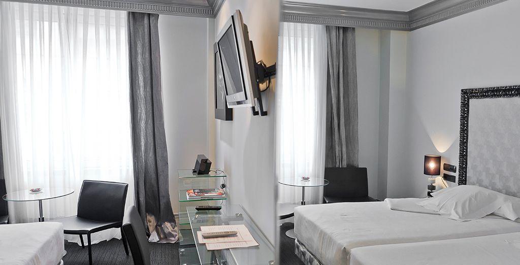 Where you can enjoy a Superior Room