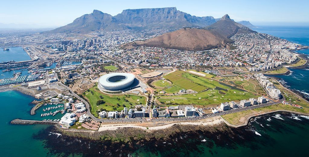 This adventure takes you from Cape Town - 10 Nights Cape Discovery 4* South Africa
