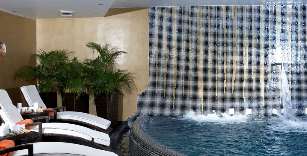 Retreat to the spa for some true indulgence