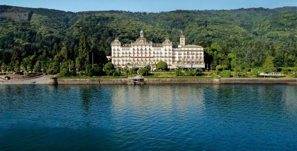 The beauty of Lake Maggiore
