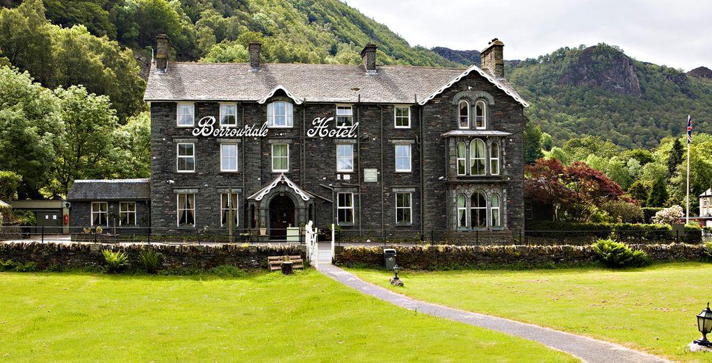 Borrowdale Hotel 4*