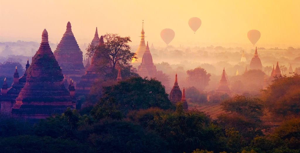 Travel to to the mystical country of Burma - Burma Tour Tour