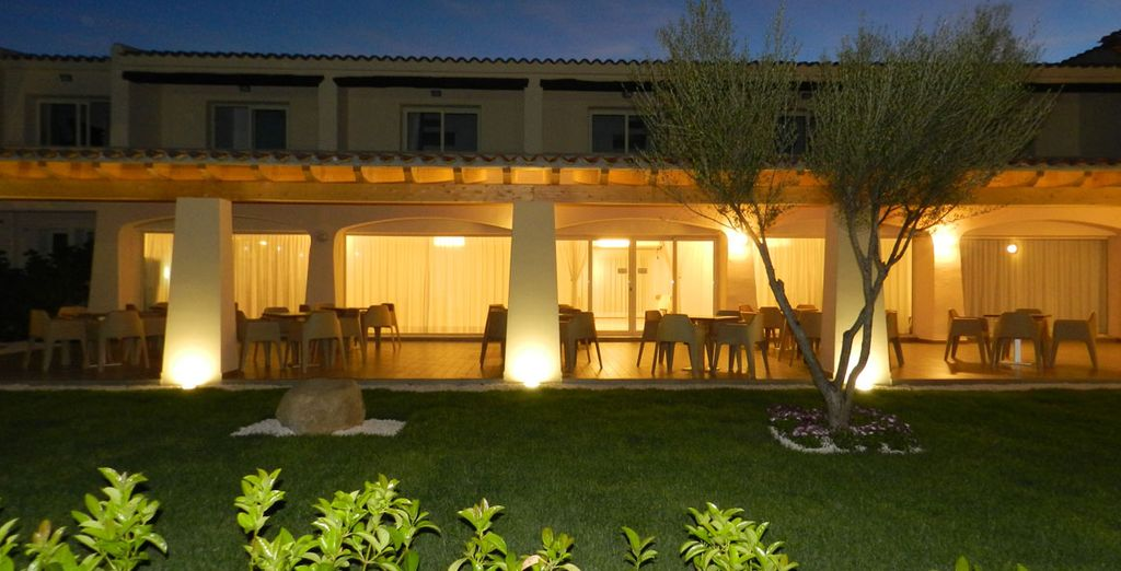 Return for a nightcap to this peaceful property