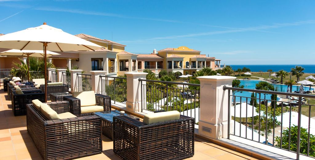 Experience the amazing Cascade Resort - Cascade Wellness & Lifestyle Resort 5* Algarve