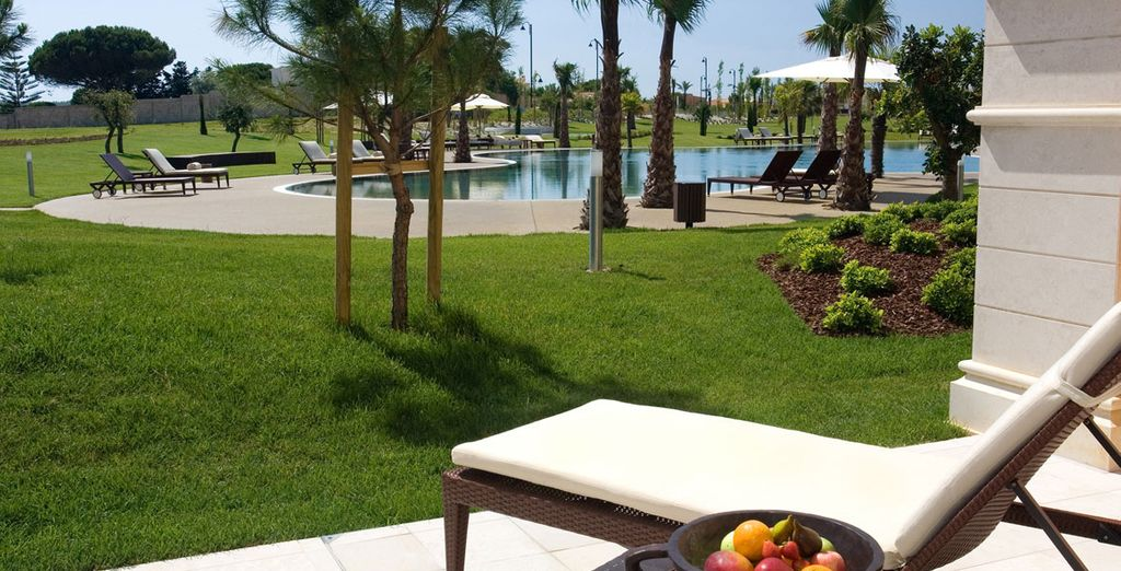 A haven of tranquility - Cascade Wellness & Lifestyle Resort 5* Algarve