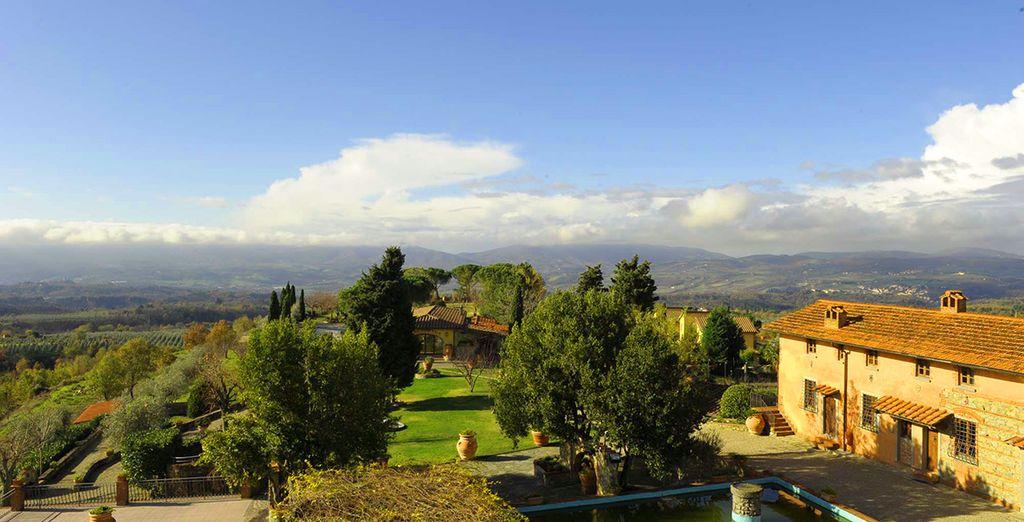 A charming country residence... - Fattoria Degli Usignoli 4* Tuscany