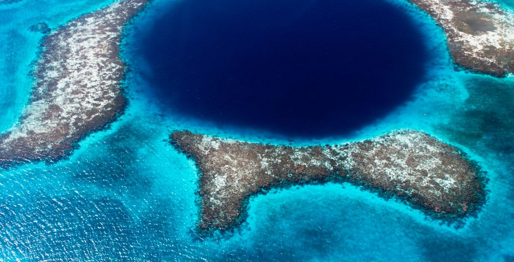Exciting stops include Belize and Cozumel, Mexico