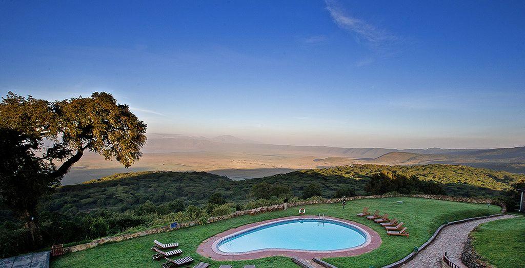 Discover the varied & stunning landscapes of Tanzania - Mini Tanzania Safari & Zanzibar Blue Bay Resort Tanzania & Zanzibar