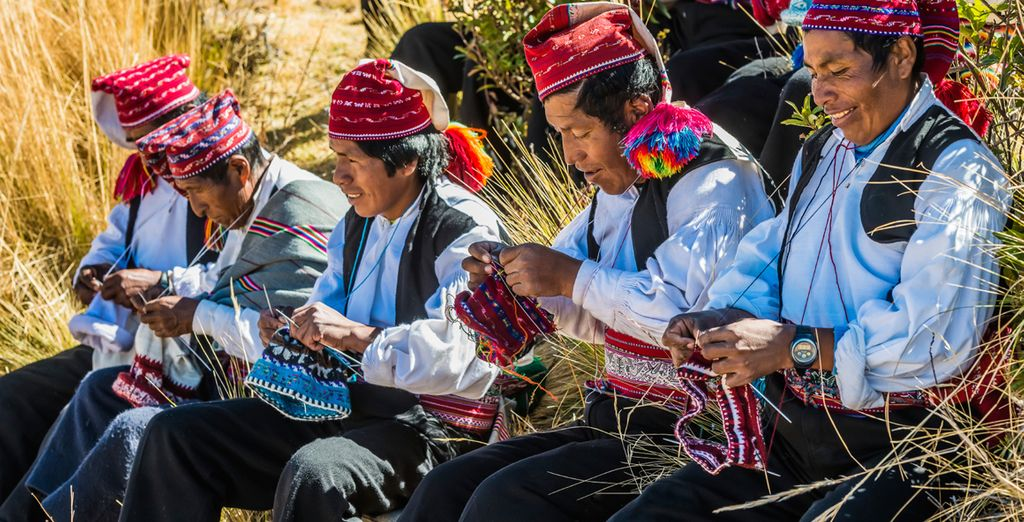 Where you can get a feel for the real Peru