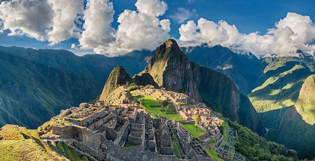 Delve into Peru's awe-inspiring landscape