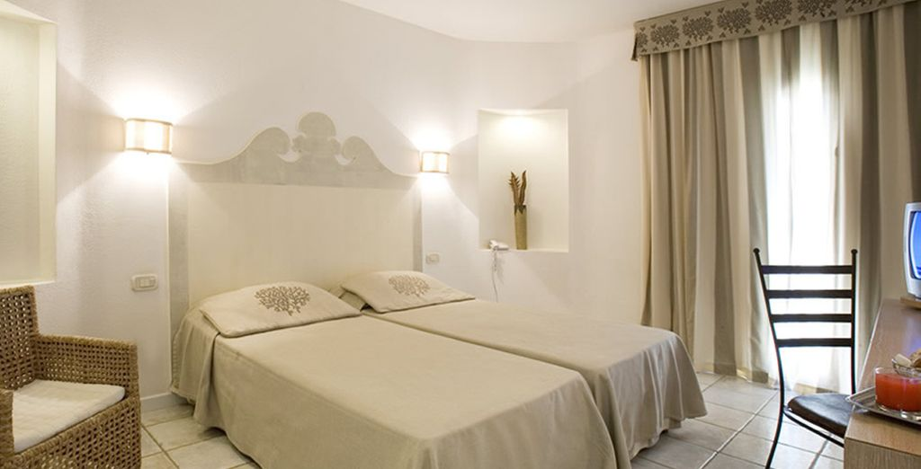 An elegant I Nidi Superior Room