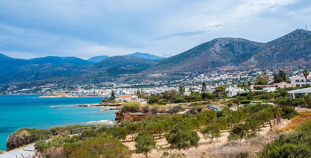 Near the pretty seaside town of Hersonissos - Creta Blue Luxury Collection 4* Koutouloufari