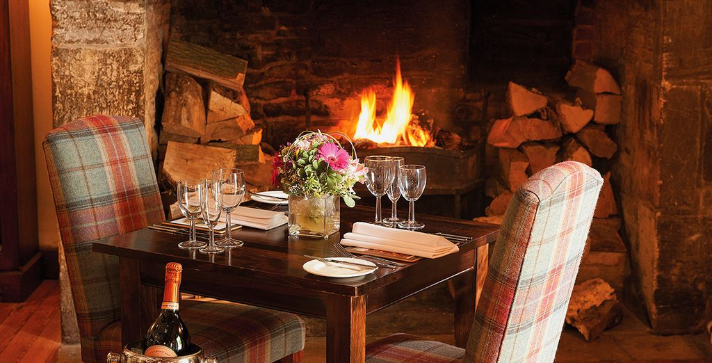 Take a romantic escape to this idyllic location and see all the area has to offer