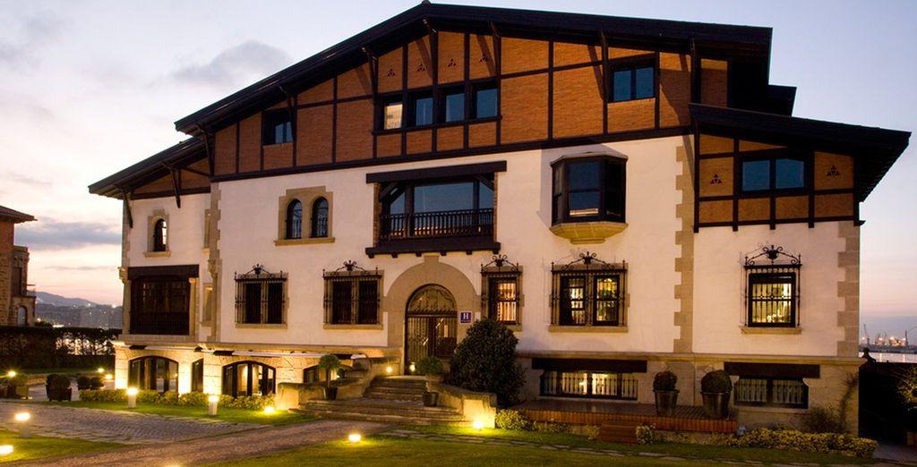 Experience it all at the Hotel Ercilla Lopez de Haro
