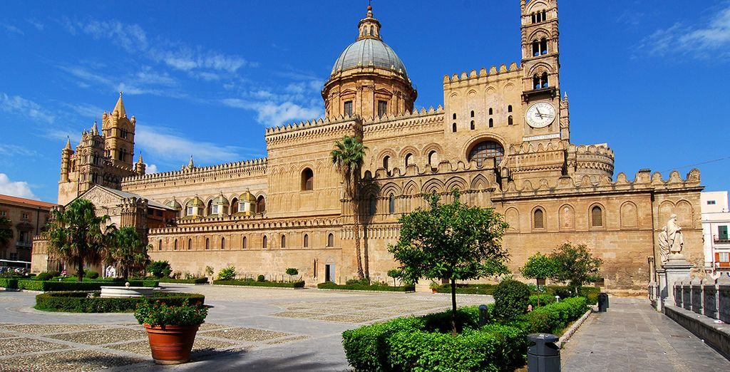 Visit Palermo's Cathedral