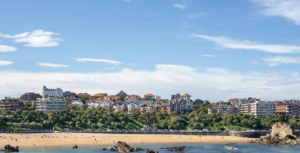 You are surrounded by superb beaches and award-winning restaurants