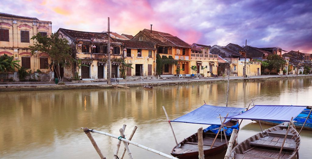 Discover the Ancient Town of Hoi An