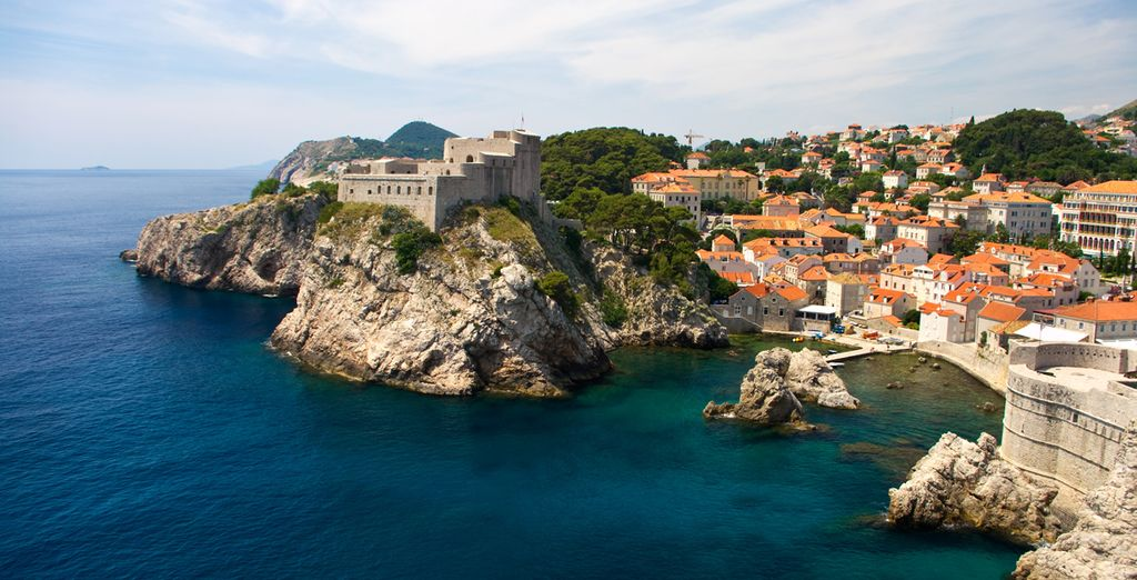 You will visit some amazing destinations, such as the World Heritage Site of Dubrovnik
