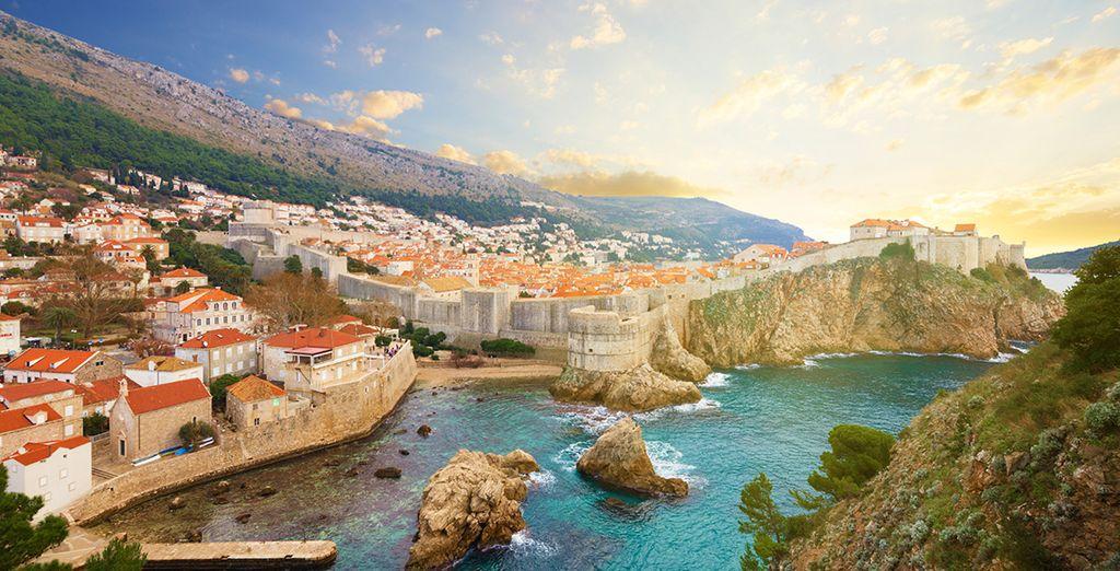 On an enchanting tour through Croatia - Cruise Through Croatia Croatia