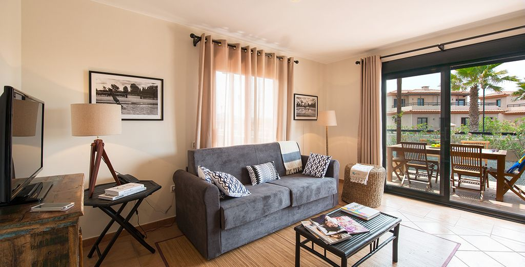 Homely living areas