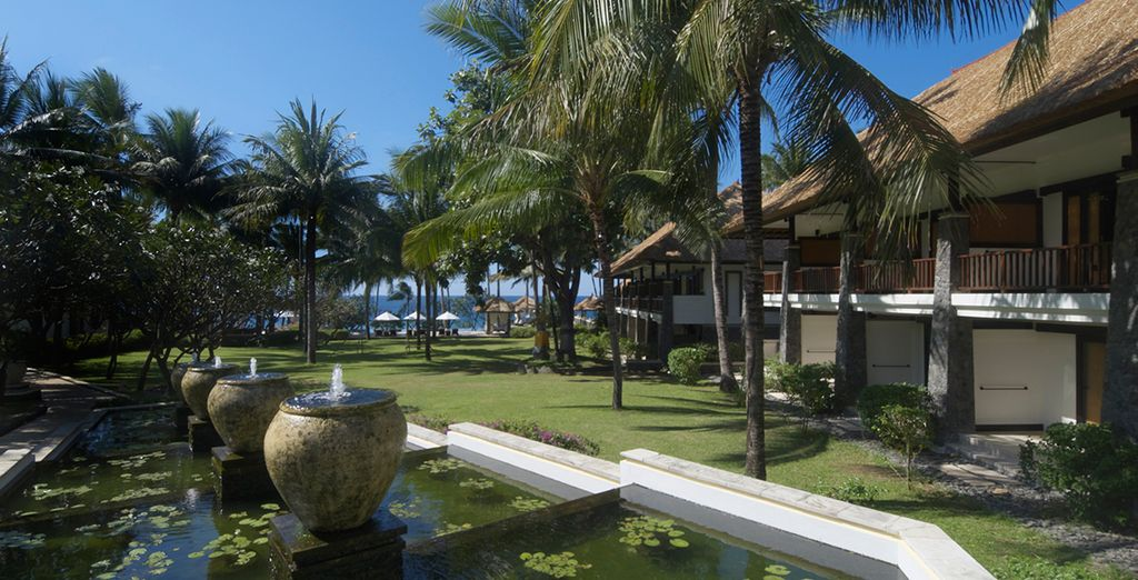 Discover this superb resort - Spa Village Resort Tembok, Bali 5* Bali
