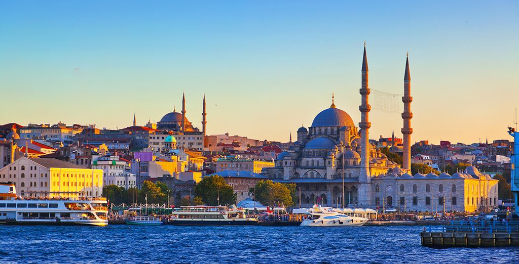 And Istanbul