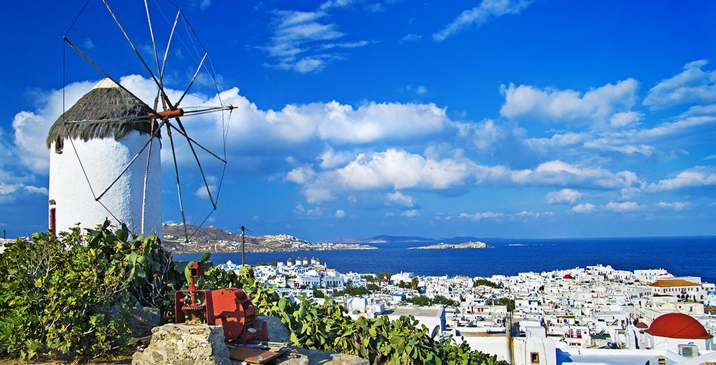 Located in fabulous Mykonos - Villa del Sol 4* Mykonos