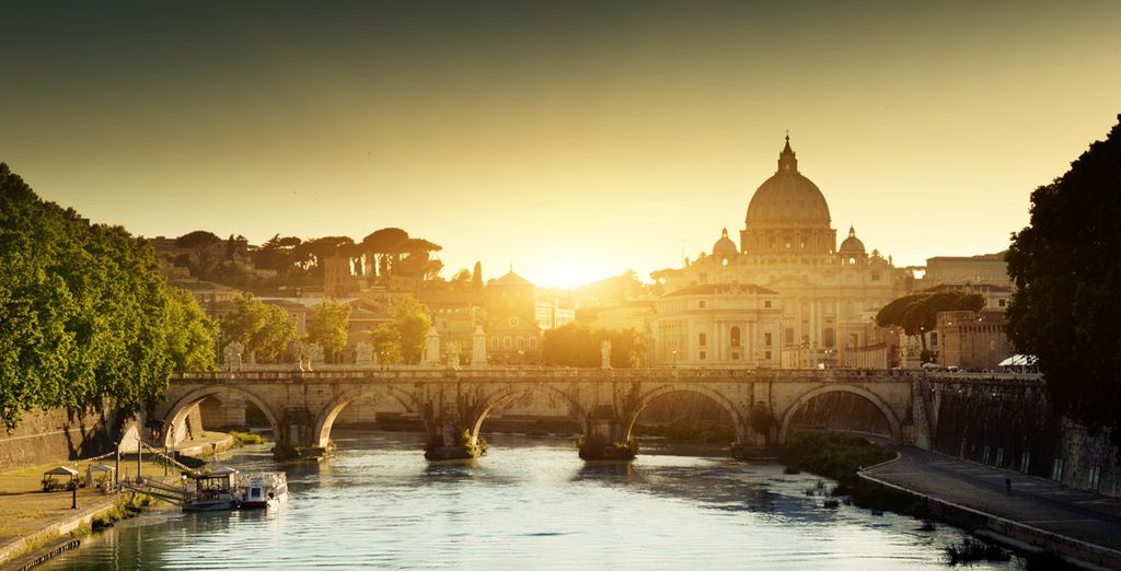 You will fall in love with Rome