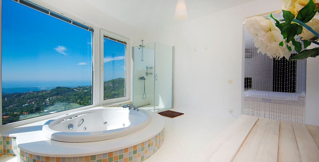 With superb amenities (View with a Room)