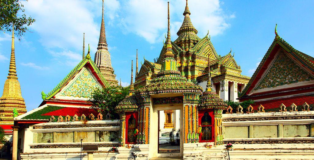 Start your holiday in inimitable Bangkok - Mövenpick Sukhumvit 15 Bangkok & Mövenpick Resort & Spa Karon Beach Phuket 5*  Bangkok & Pattaya